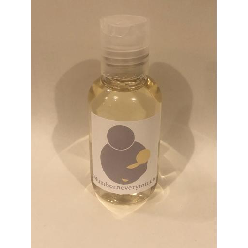 Baby Massage Oil (OUT OF STOCK)
